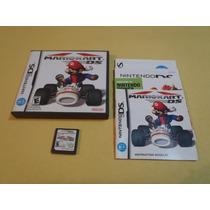 Mario Kart Ds Completo Caja Y Manual Funciona Perfectamente