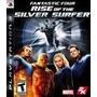 Fantastic 4 Rise Of The Silver Surfer Ps3 Nuevo, Sellado