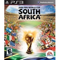 2010 Fifa World Cup South Africa Ps3