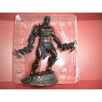 Estatua Kratos God Of War Omega Collection Ps3 Sony Mdn