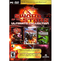 Sword Of The Stars Ultimate Collection Juego Pc 3 En 1 Vv4