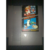 Super Mario Bros Duck Hunt Nintendo Portada Muy Cuidada