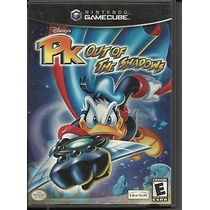 Disney Pk Out Of The Shadows Game Cube Wii *
