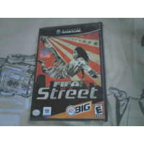 Juego Fifa Street Nintendo Gamecube Y Wii