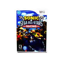 Sonic & Sega All Stars Racing Nuevo - Nintendo Wii