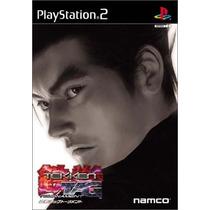 Tekken Tag Tournament Ps2 Japones