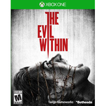 Xbone - The Evil Within - Nuevo Y Sellado - Ag