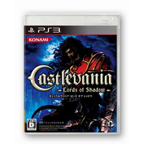 Castlevania Lord Of Shadow Ps3 Japones