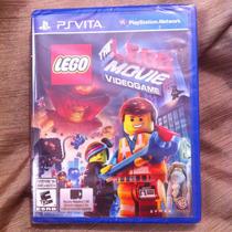 The Lego Movie Videogame Psvita Nuevo Y Sellado