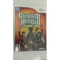 Guitar Hero 3 Legends Of Rock Nintendo Wii
