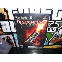 Resident Evil Outbrek Ps2
