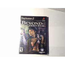 Beyond Good And Evil Ps2