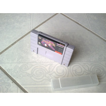Final Fantasy 3 Para Snes Con Funda En Excelente Estado