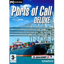 Ports Of Call Deluxe Juego Para Computadora De Barcos Vv4