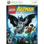 Lego Batman Y Pure 2 Juegos Xbox 360 Con Portada Y Libro