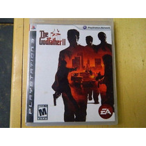 The Godfather 2 Ps3 Excelente Condiciones Rm Rh