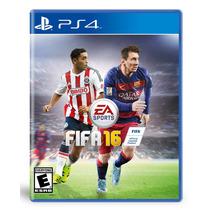 ..:: Fifa 16 M S I ::.. Para Playstation 4 En Start Games