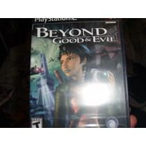 Beyond Good And Evil Sellado Para Ps2
