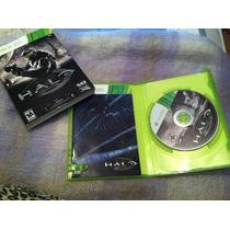 Xbox 360 Halo Anniversary Cd Seminuevo