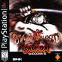 Blades Of Blood Samurai Shodown 3 Ps1 Ps2 *