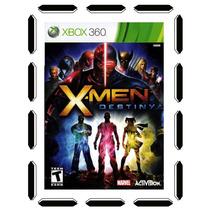 X-men Destiny Xbox 360 Nuevo Sellado Central De Videojuegos