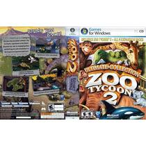 Video Juego Zoo Tycoon 2 Microsoft Modelo Axb-00038