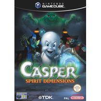 Casper Spirits Dimensions Game Cube Wii *