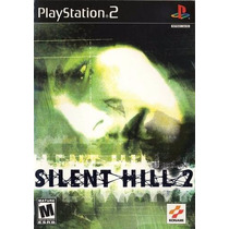 Silent Hill 2 Para Ps2.