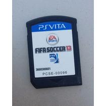 Fifa Soccer 2013 Solo Cartucho Sony Ps Vita