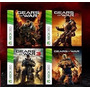 Gears Of War 1 2 3 Y Judgment