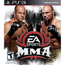 Mma Ps3 Artes Marciales Mixtas Ufc Ps3 + Call Of Duty Cod Aw