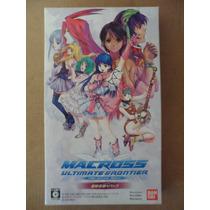 Playstation Psp Macross Ultimate Frontier Japones Videogame