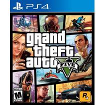Grand Theft Auto V Ps4 Nuevo Entrega Inmediata Citygame