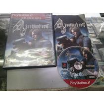 *** Resident Evil 4 Para Tu Ps2 ***