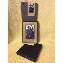 Star Wars Nes Nintendo Caja Juego De Diez