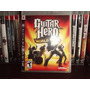 Juego Ps3 Guitar Hero World Tour Usado Completo Mdn