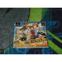 One Piece Grand Battle 1 Japones Muy Buen Estado Ps1