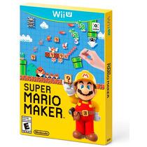 ..: Super Mario Maker :..para Nintendo Wii U En Start Games