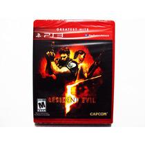 Resident Evil 5 Nuevo Ps3 - Playstation 3