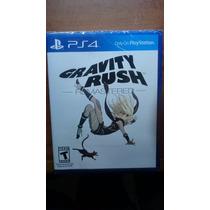 Gravity Rush Remastered Nuevo Y Sellado Para Ps4!!