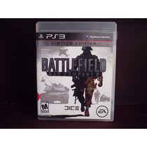 Juego 3 Ps3 Battlefield Bad Company 2 Completo Mdn
