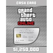 Grand Theft Auto V: Great White Shark Cash Card - Ps4 [códig