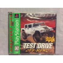 Test Drive Off Road Sony Playstation Envío Gratis!!!