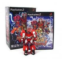 Super Robot Wars Impact Limited Edition Ps2 Japones