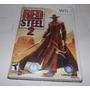 Red Steel 2 Nintendo Wii Nuevo Y Sellado