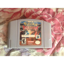 Pokemon Stadium Nintendo 64 Funcionando Al 100
