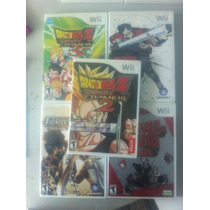 Cambio Dragon Ball Z Wii, Prince De Persia,no More Heroes