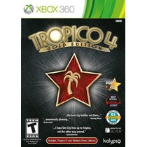 Tropico 4 Gold Edition Xbox 360 Nuevo Citygame