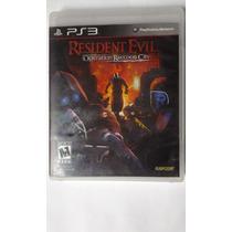 Ps3 Resident Evil Operation Racoon City $300 Seminuevo V / C