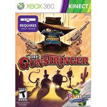 Xbox 360 Kinect Gunstringer (mercado Pago Y Oxxo)